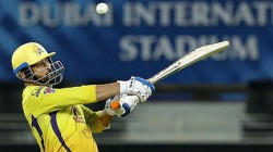 Ipl 2021 Why Csk Skipper Dhoni Talked About His Own Batting Strike Rate