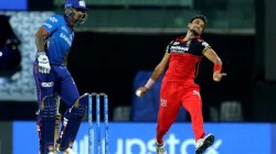 Ipl 2021 Mi Vs Rcb Harshal Patel Bags His Maiden Five Wicket Haul And Sets Big Record