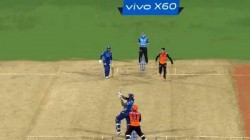 Ipl 2021 Kieron Pollard Hits A Huge 105 Meter Six Off Which Longest In This Season Video