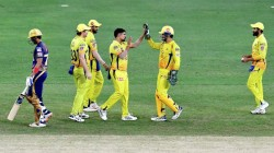 Ipl 2021 Gavaskar Reveals Reason Behind Dhoni To Came On Crease For 2nd Wicket Against Kkr