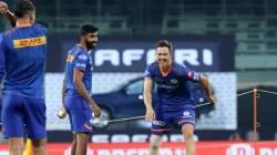 Ipl 2021 Mumbai Indians Bowling Coach Shane Bond Reveals Plan To Face Dc