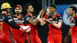 Rcb In Top With 2 Wins In The Ipl 2021 Points Table