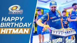 Master Of The Pull Shot Icc Wishes Rohit Sharma On His 34th Birthday