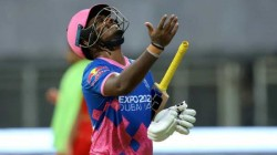 Sanju Samson Gets Out After Hitting A Six Of The First Ball Against Washington Sundar