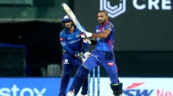 Ipl 2021 Was Shikhar Dhawan Out Experts Have Their Points On Hardik Pandya Catch Attempt