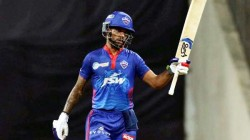 Challenge Against Mi Will Be To Switch On Mentally According To Chennai Wicket Says Dhawan
