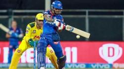 Ipl 2021 Delhi Capitals Sets A New Record Against Csk In Power Play