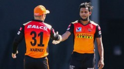 Ipl 2021 Fans Do Not Like The Decision Of Warner To Bench Natarajan In Srh