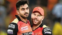 Ipl 2021 Srh Captain Warner S Brilliant Plan Of Use Vijay Shankar To Controll Mumbai Indians