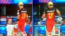 Ipl 2021 Virat Kohli Got Fined For Breaching The Code Of Conduct Of Ipl