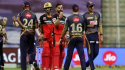 Ipl 2021 Rcb Wins The Toss And Chooses To Bat Against Kkr