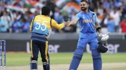 India To Use B Team Against Sri Lanka Series