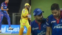 Ipl 2021 Dc Bowler Avesh Khan Reveals How He And Pant Planned To Get Dhoni Wicket