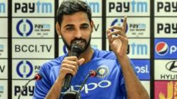 Bhuvneshwar Kumar Slams Media Reports Of Him Not Wanting To Play Test Cricket