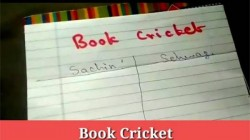 How To Play Book Cricket In This Full Lockdown At Home