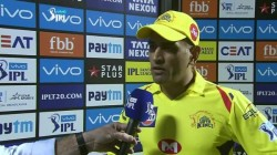 Ipl 2021 Csk Skipper Ms Dhoni S Explanation After Match Loss Against Mi
