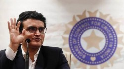 Sourav Ganguly Answers For The Accusation That Bcci Gives Priority Only To Men S Cricket