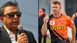 Ipl 2021 Sunil Gavaskar Oppose The Srh S Decision Of Removed David Warner From Captaincy And Playin