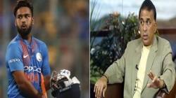 Ipl 2021 Sunil Gavaskar Lauds Rishabh Pant S Captaincy