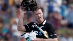 Newzealand Player Jimmy Neesham Willing To Travel To India Again For Ipl
