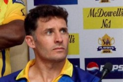 Csk Coach Michael Hussey Recovers From Covid 19 Planning To Fly Home Soon