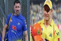 Ipl 2021 Csk Coach Michael Hussey Tests Negative For Covid