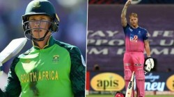 Ipl 2021 Report Says Rassie Van Der Dussen Unlikely To Replace Ben Stokes For Rajasthan Royals