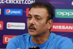 Ravi Shastri Opinioned On India S No 1 Test Ranking