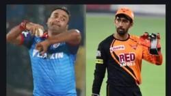 Ipl 2021 Srh Batsman Saha And Dc Spinner Amit Mishra Got Covid 19 Positive