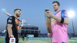 Ipl 2021 Srh Won The Toss Againts Rr Warner Dropped From Playing