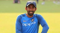 Wriddhiman Saha Returns Positive Covid 19 Again Chances For Participate In Wtc Is Low
