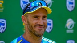 Faf Du Plessis Ruled Out Of Psl Due To Concussion Returning Home Tonight