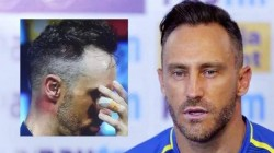 Du Plessis Recovering With Some Memory Loss After Suffering Concussion Psl