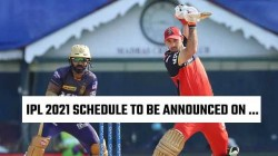 Bcci Is Expected To Release The Ipl 2021 Official Schedule On June