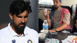 Wtc Final Indian Pacer Ishant Sharma Receives Multiple Stitches After Sustaining Hand Injury