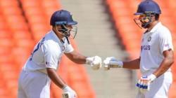Rohit Sharma Advice To Rishabh Pant Before Wtc Final Day 6 Match