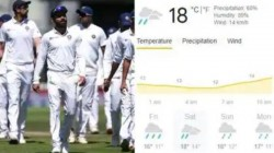 Wtc Final India Vs New Zealand Match Day 2 Weather Reports Southampton