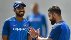 Virat Kohli Prefers Vijay Shankar As Fast Bowling All Rounder Choice Ahead Of England Series