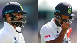 Wtc Final Fans Trolling Virat Kohli And Cheteshwar Pujara After They Lose Wickets To Poor Shot Sele