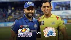 Ipl 2021 Chennai Super Kings To Face Against Mumbai Indians To On September