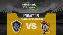 Tnpl 2021 Nellai Royal Kings Clash With Ruby Trichy Warriors Today In Chennai