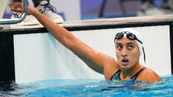 Tokyo Olympics 2020 Indian Swimmer Maana Patel Fails To Qualify For Semis In 100m Backstroke