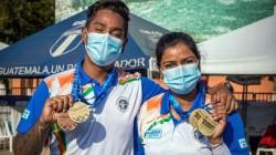Archery Atanu Das About His Wife Deepika Kumari After Win In Olympics