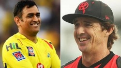 Brad Hogg Makes Huge Prediction About Dhoni S Future If Csk Don T Retain Him In Ipl