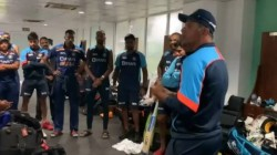 Head Coach Rahul Dravid Rushes From Dressing Room To Dugout To Pass On A Message For Deepak Chahar