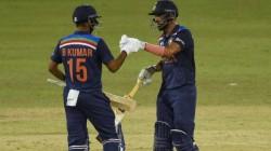 Ind Vs Sl Odi Deepak Chahar S Extrodinary 69 Helps India To Won The 2nd Odi By 3 Wickets