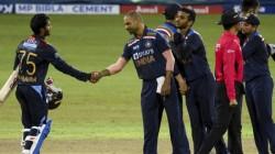 India Vs Sri Lanka T20 Team India Failed In Batting Against Srilanka Sets Low Target In Final T