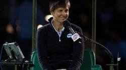 First Female Chair Umpire In Wimbledon Men S Final Since