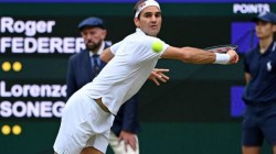 Roger Federer Entered Into Wimbledon Quater Finals Sets A New Record In Open Era