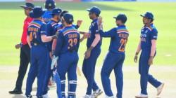 India Vs Sri Lanka Varun Chakravarthy Made His Debut Team India Playing 11 Details